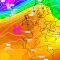 Ancora alta pressione sull'Europa centro occidentale.